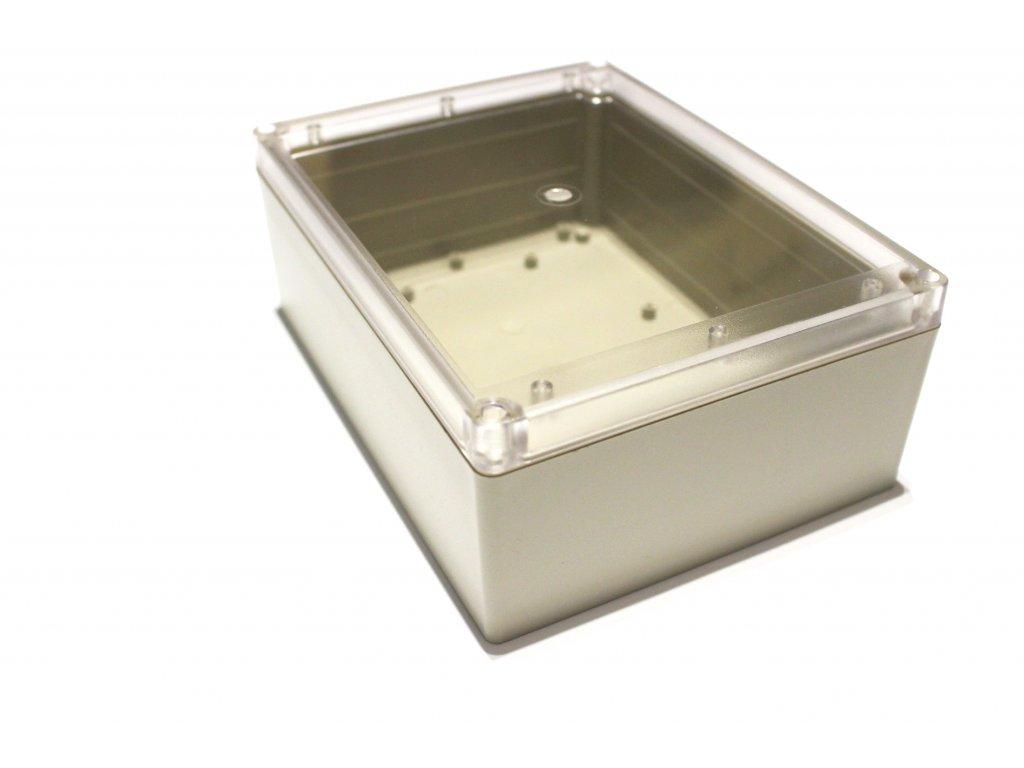 Plastová krabička BK1461, průhledné víko