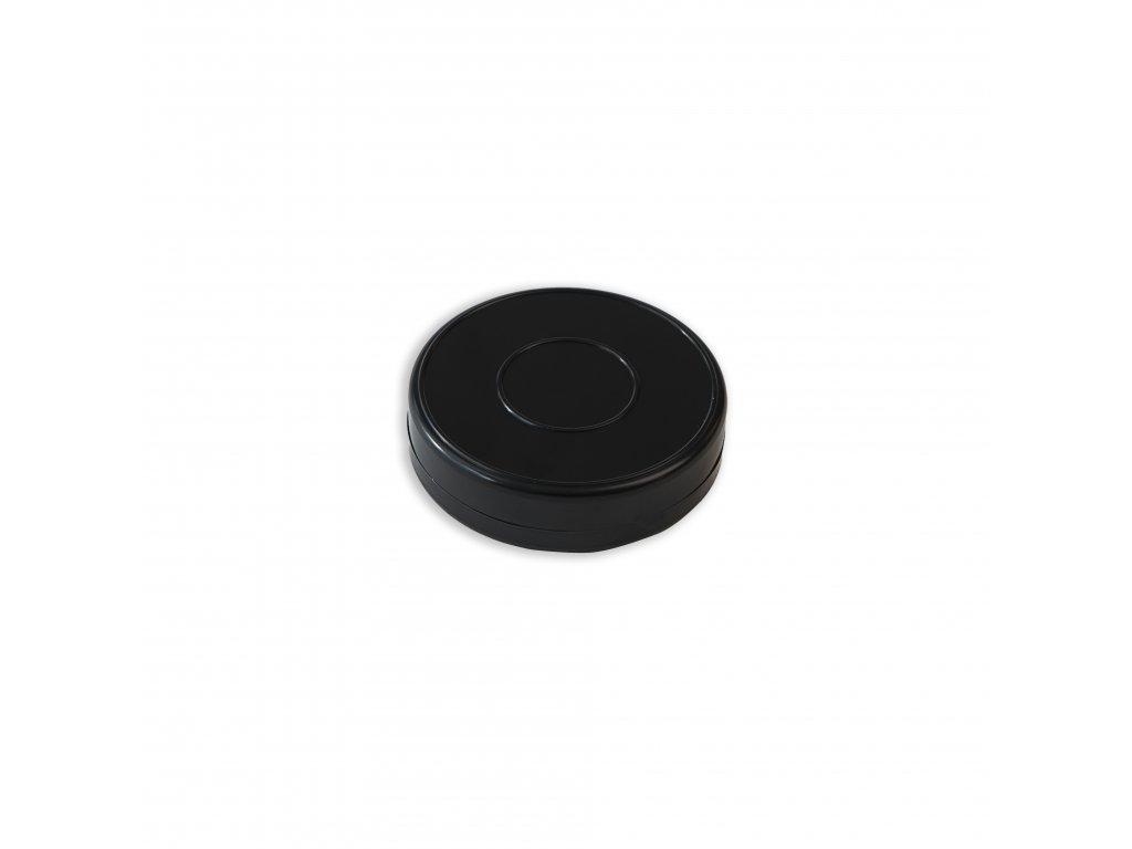 Plastová krabička KM81, černá