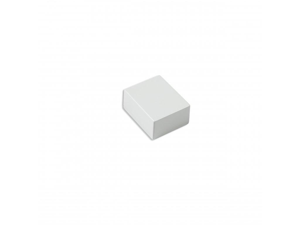 Plastová krabička KM82, šedá