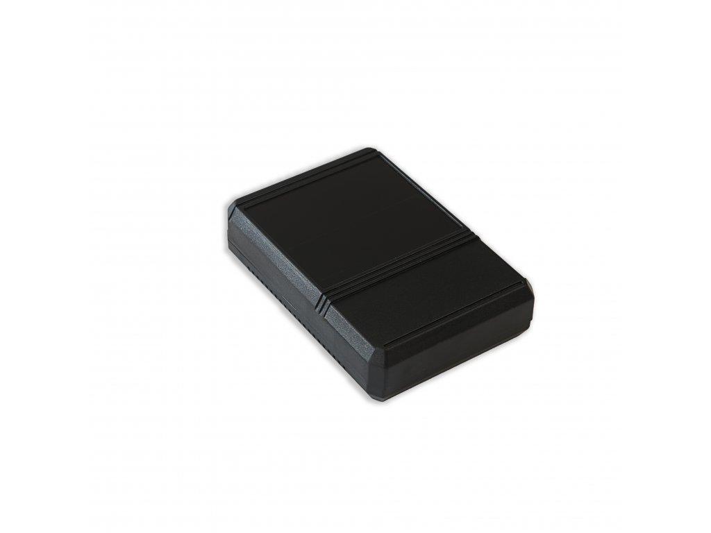 Plastová krabička KM88, černá