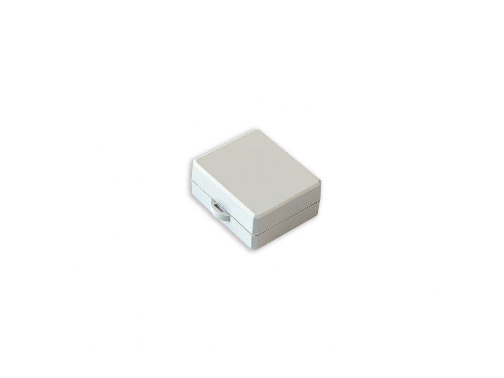 Plastová krabička KM90, šedá