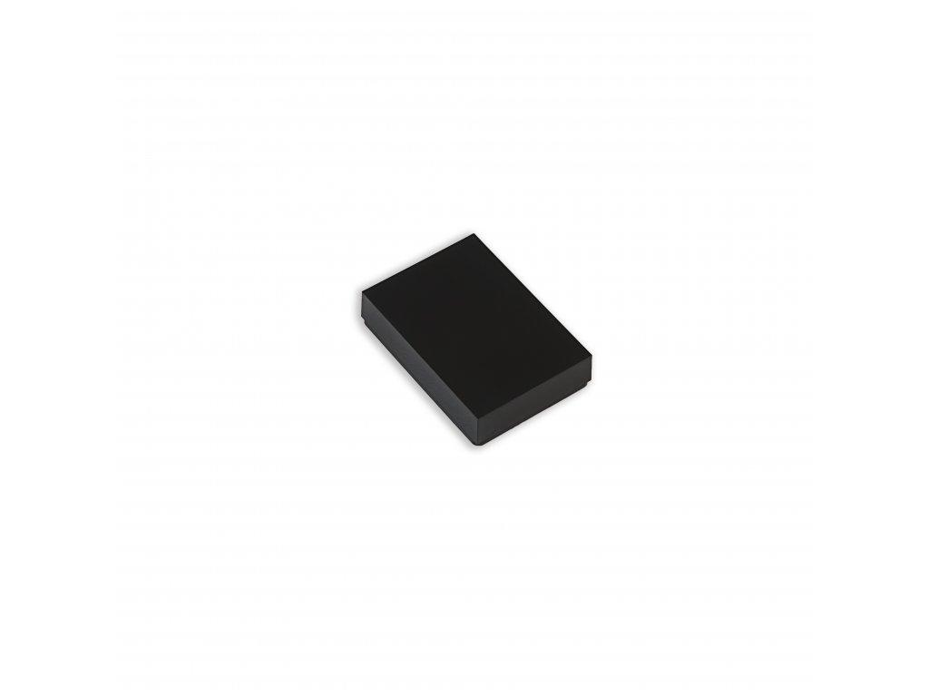 Plastová krabička KM97, černá