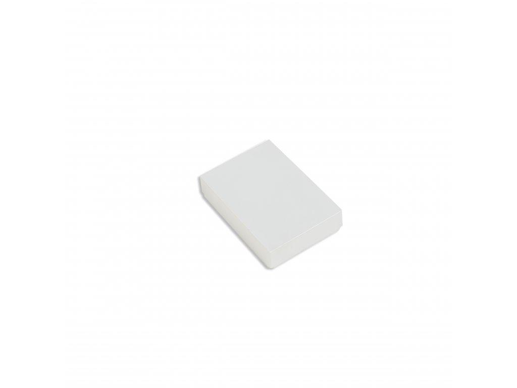 Plastová krabička KM98, šedá