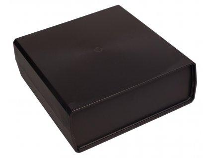 Plastová krabička Z1, černá