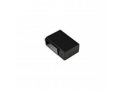 Plastová krabička KM32, černá