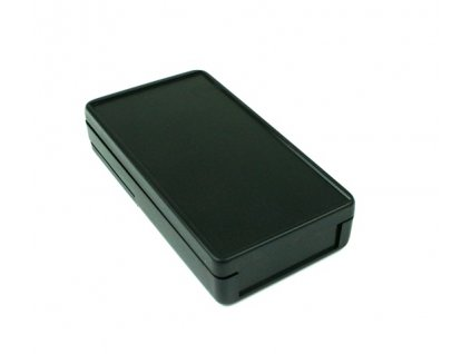 Plastová krabička BK3001, černá