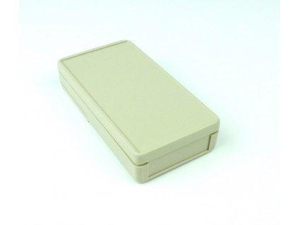 Plastová krabička BK3001, šedá