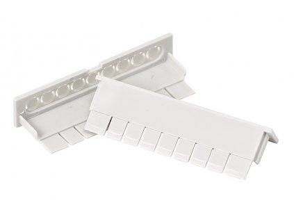 STARBOX12 - kryt nízký s otvory pro vylomení