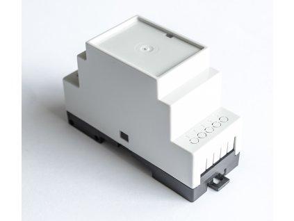 Plastová krabička BKDIN350 KO/P