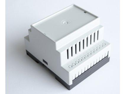 Plastová krabička BKDIN700 KO/V