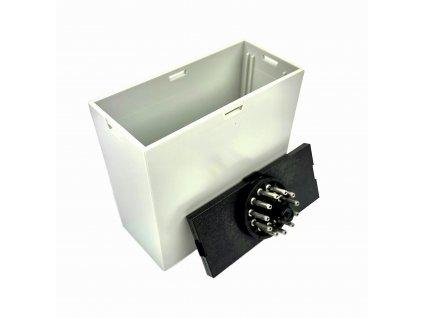 Plastová krabička BK500, šedá