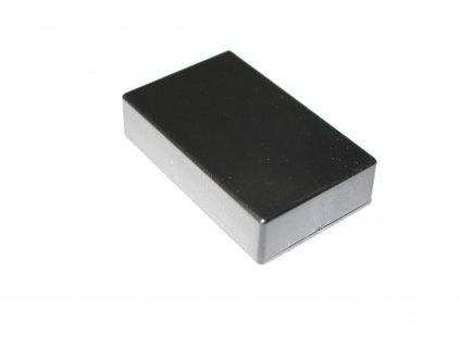 Plastová krabička A22, černá