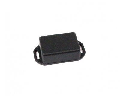 Plastová krabička HM1551AU, černá