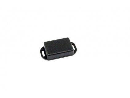 Plastová krabička HM1551BU, černá