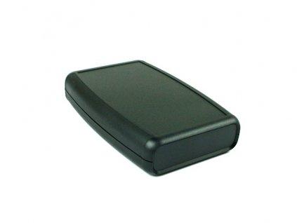Plastová krabička HM1553, černá