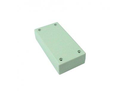 Plastová krabička BK5025, šedá