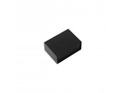 Plastová krabička KM35B, černá