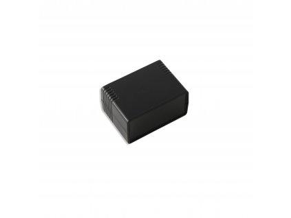 Plastová krabička KM48BN, černá