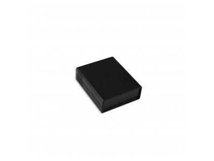 Plastová krabička KM48N, černá