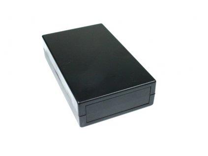 Plastová krabička BK191140, černá