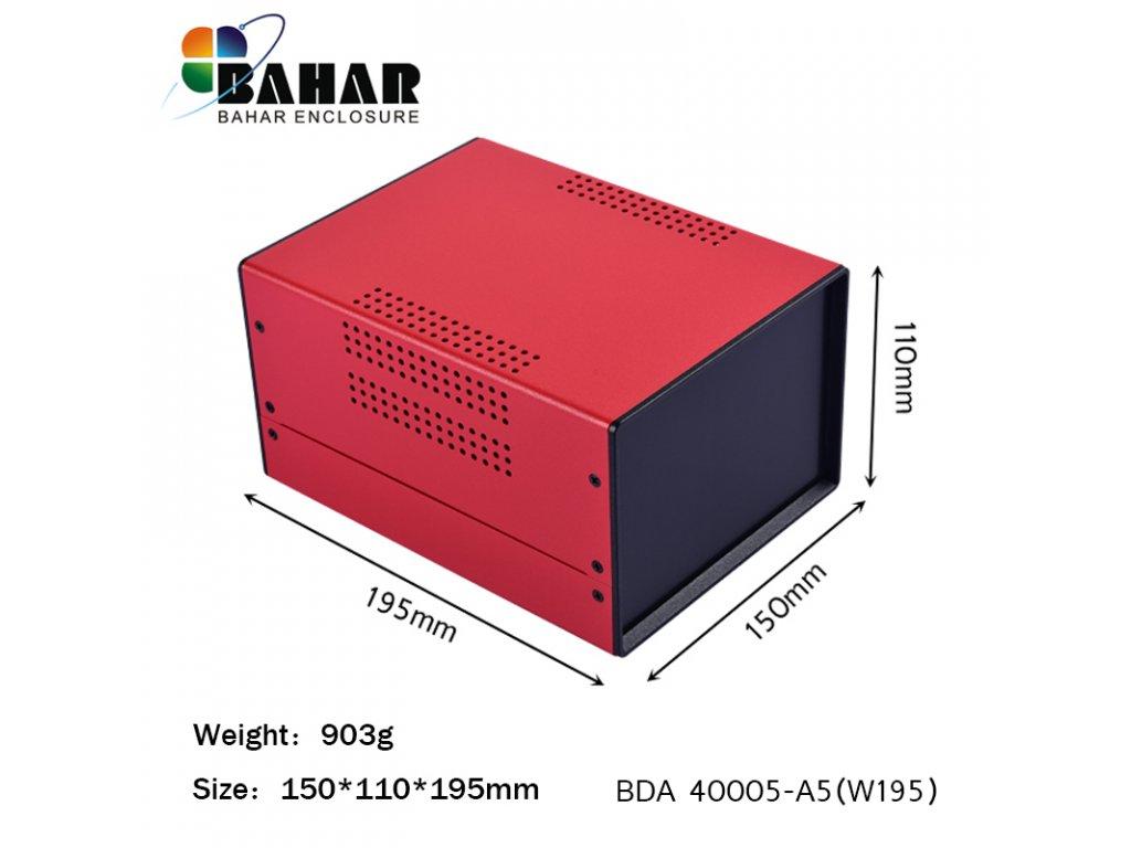 BDA 40005 A5(W195) 1