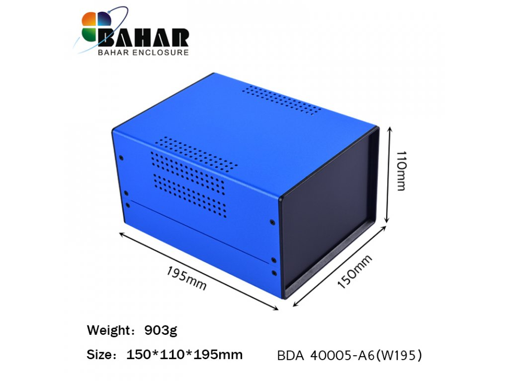 BDA 40005 A6(W195) 1