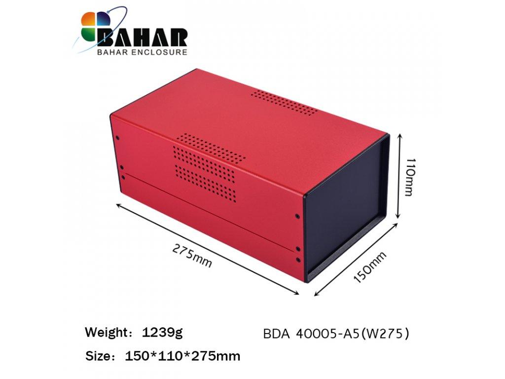 BDA 40005 A5(W275) 1