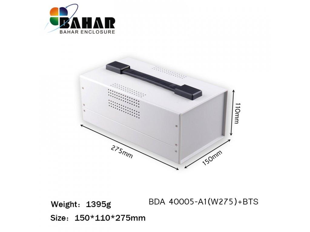 BDA 40005 A1(W275)+BTS 1