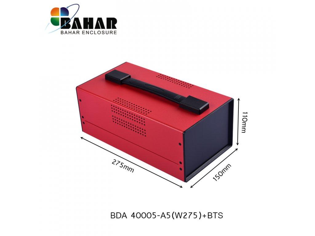 BDA 40005 A5(W275)+BTS 1