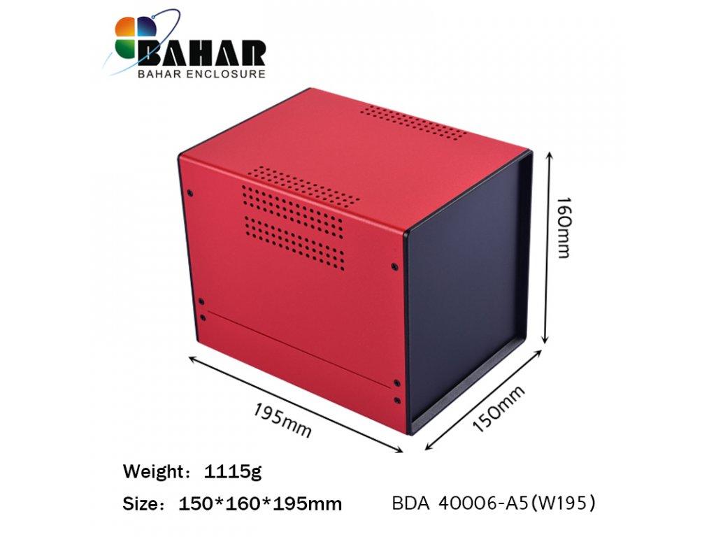BDA 40006 A5(W195) 1