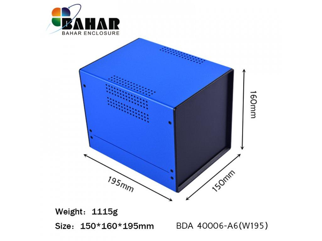 BDA 40006 A6(W195) 1