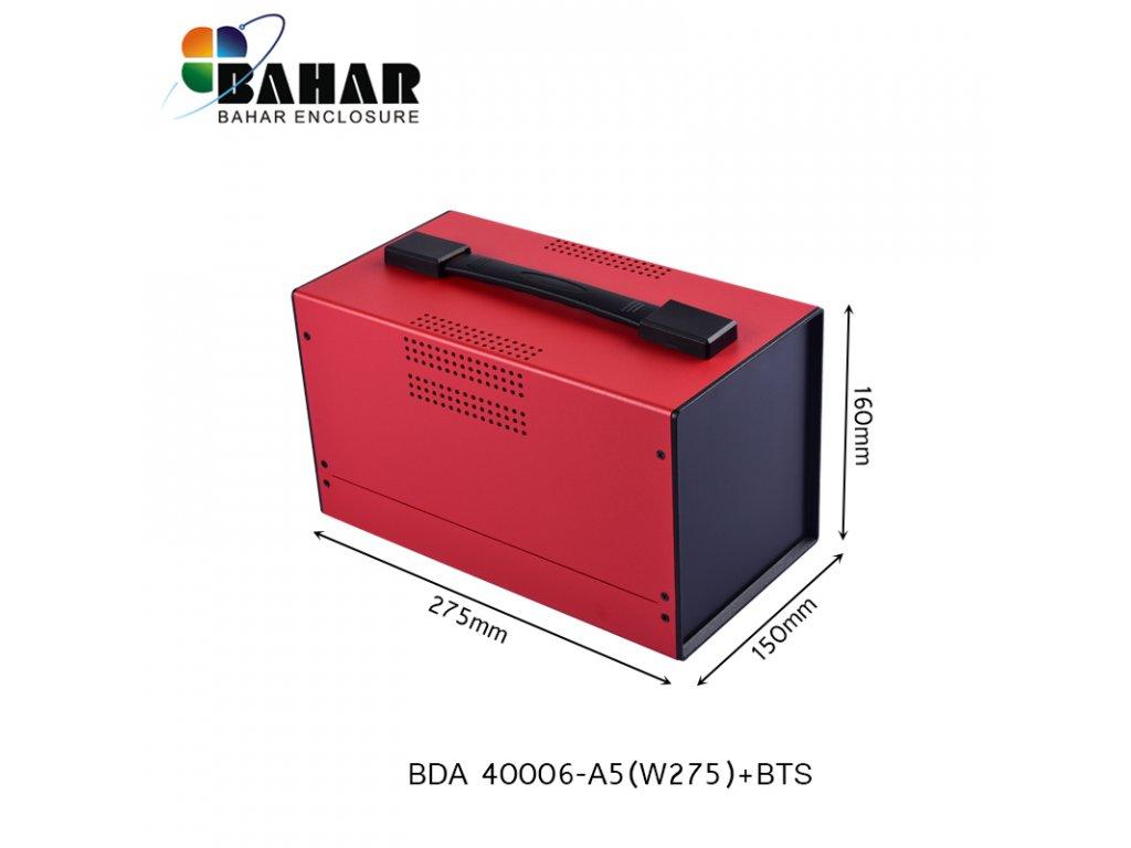 BDA 40006 A5(W275)+BTS 1