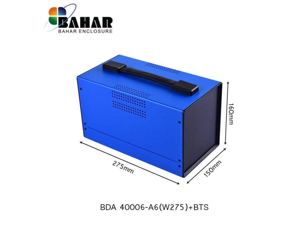BDA 40006 A6(W275)+BTS 1