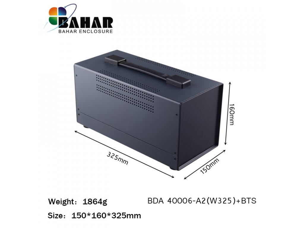 BDA 40006 A2(W325)+BTS 1