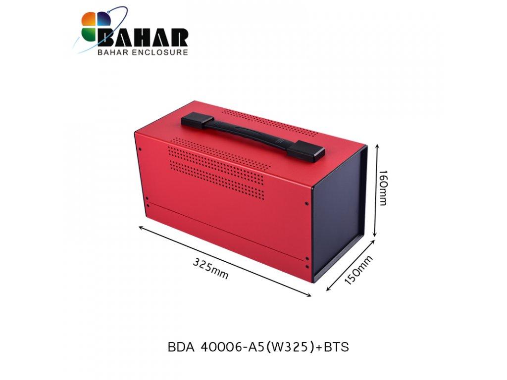 BDA 40006 A5(W325)+BTS 1