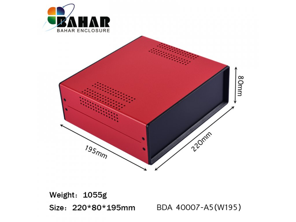 BDA 40007 A5(W195) 1