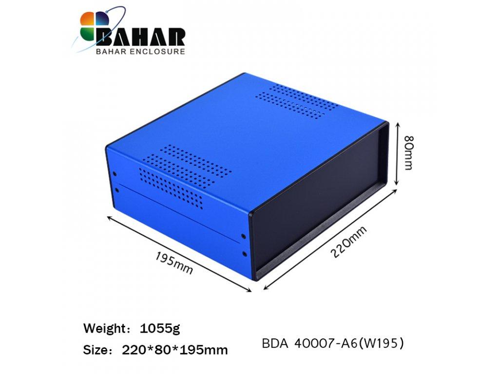 BDA 40007 A6(W195) 1