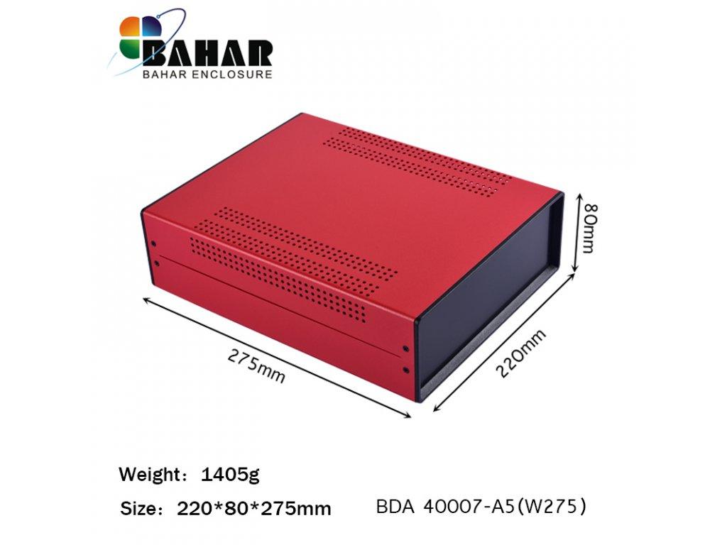 BDA 40007 A5(W275) 1