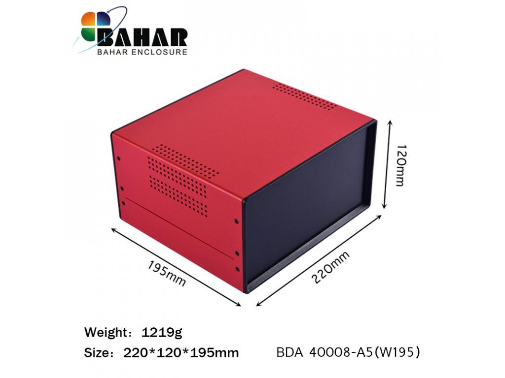 BDA 40008 A5(W195) 1