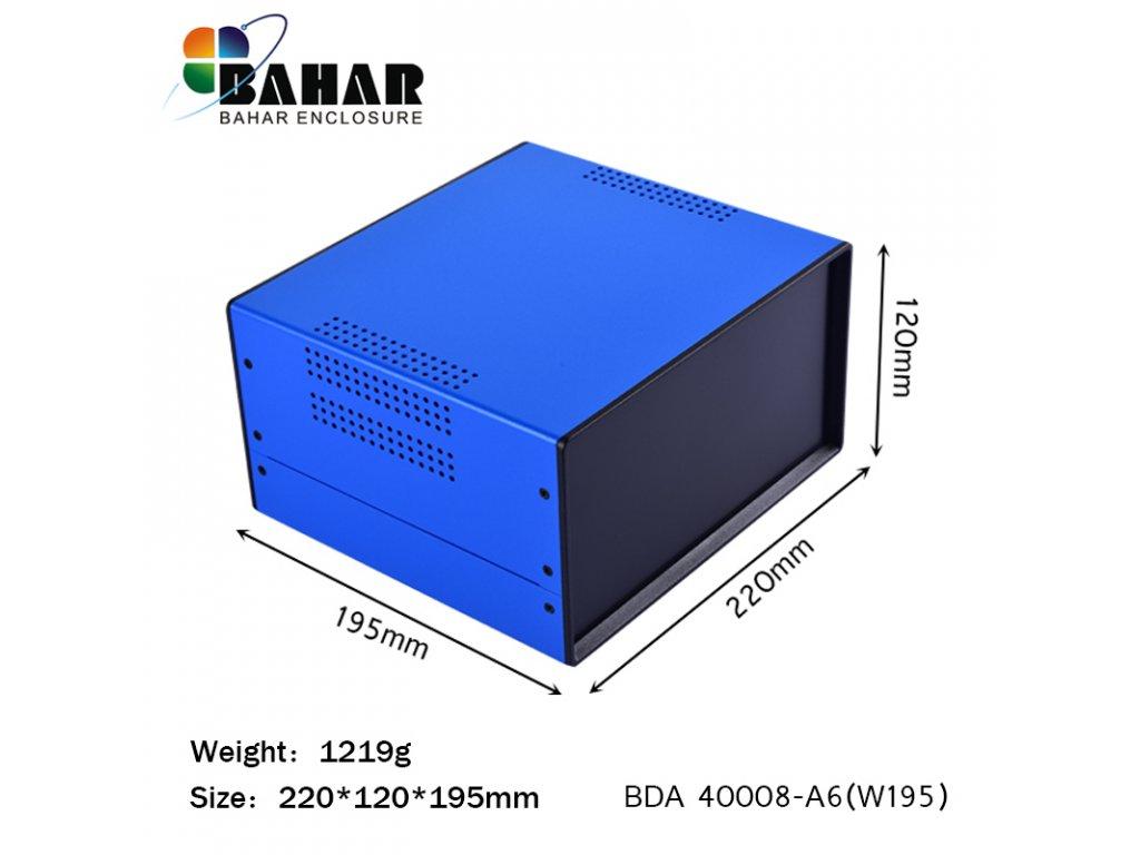 BDA 40008 A6(W195) 1