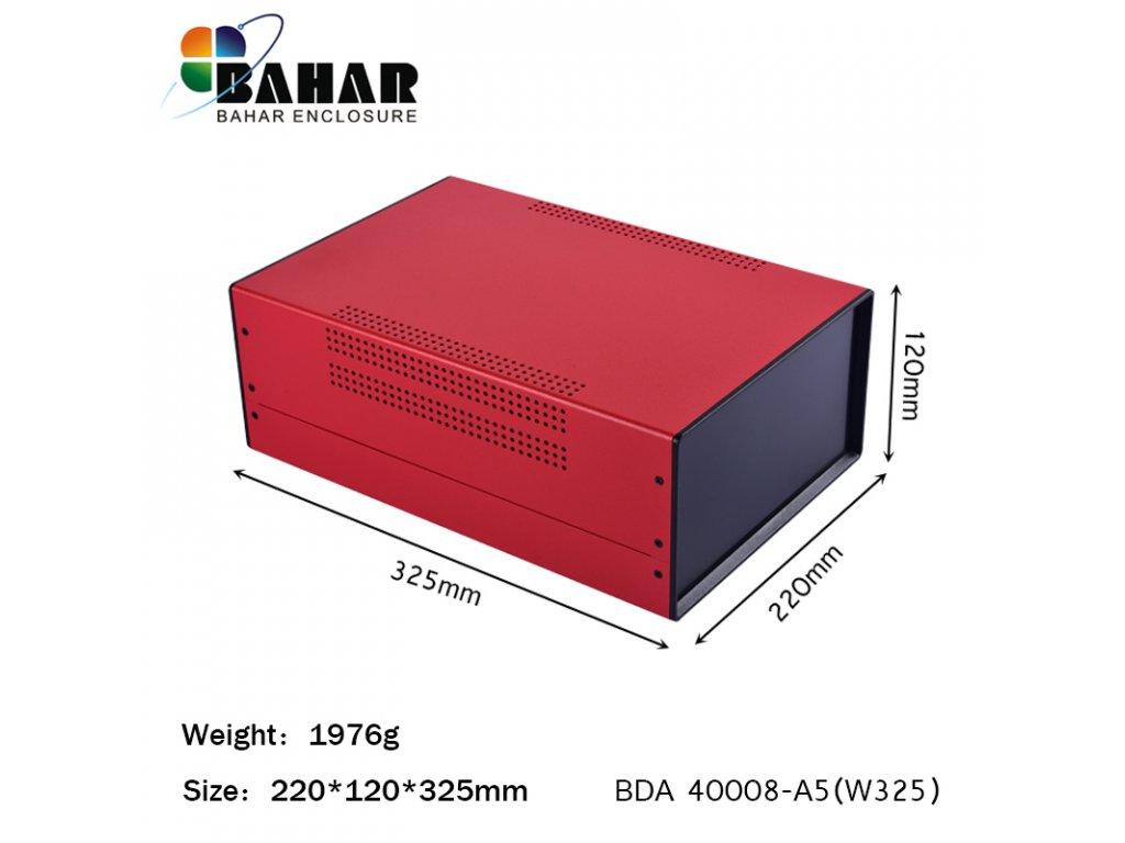 BDA 40008 A5(W325) 1