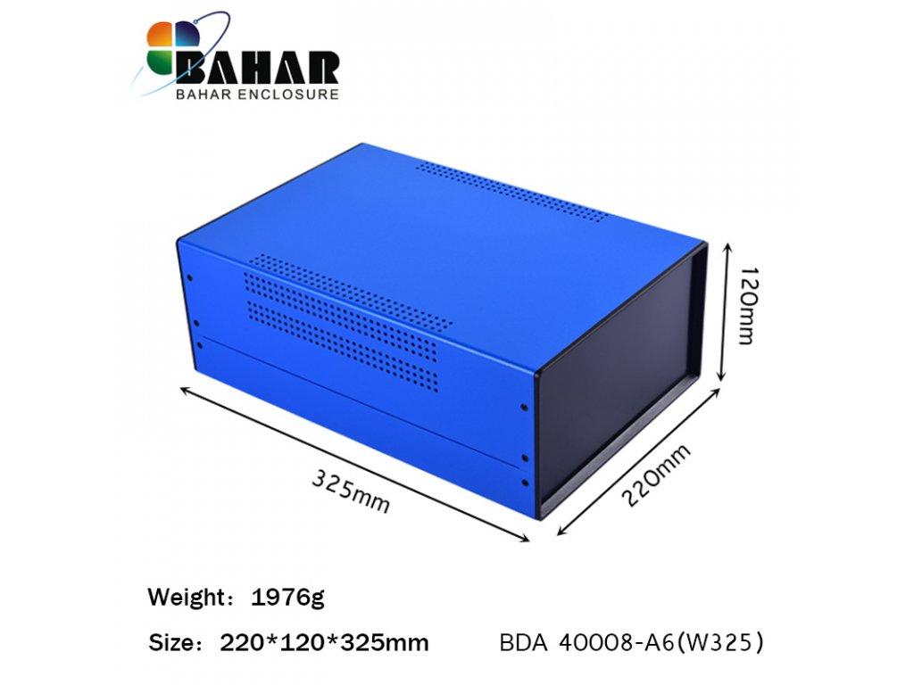 BDA 40008 A6(W325) 1