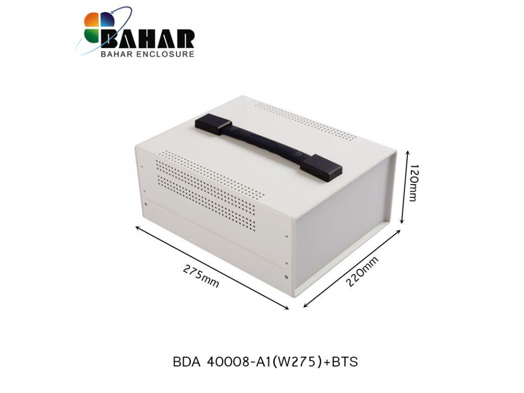 BDA 40008 A1(W275)+BTS 1