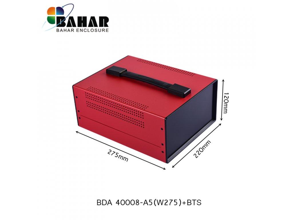 BDA 40008 A5(W275)+BTS 1