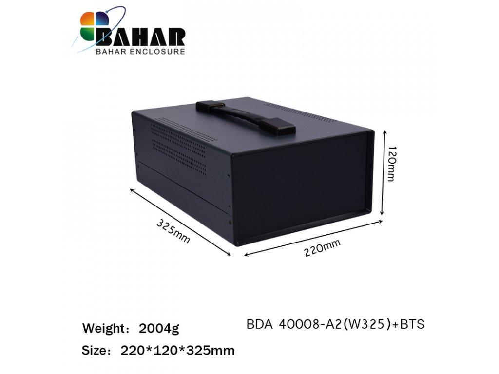 BDA 40008 A2(W325)+BTS 1