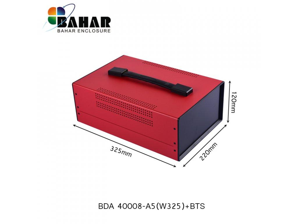 BDA 40008 A5(W325)+BTS 1