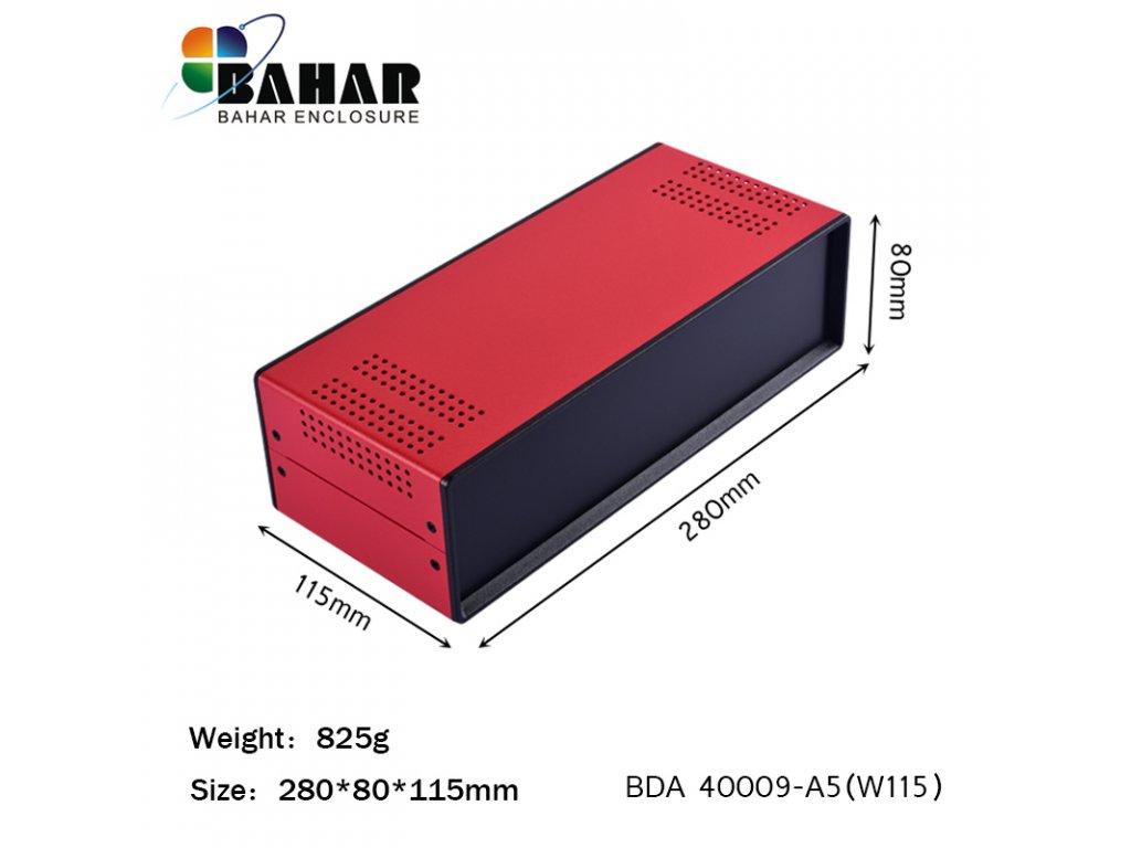 BDA 40009 A5(W115) 1