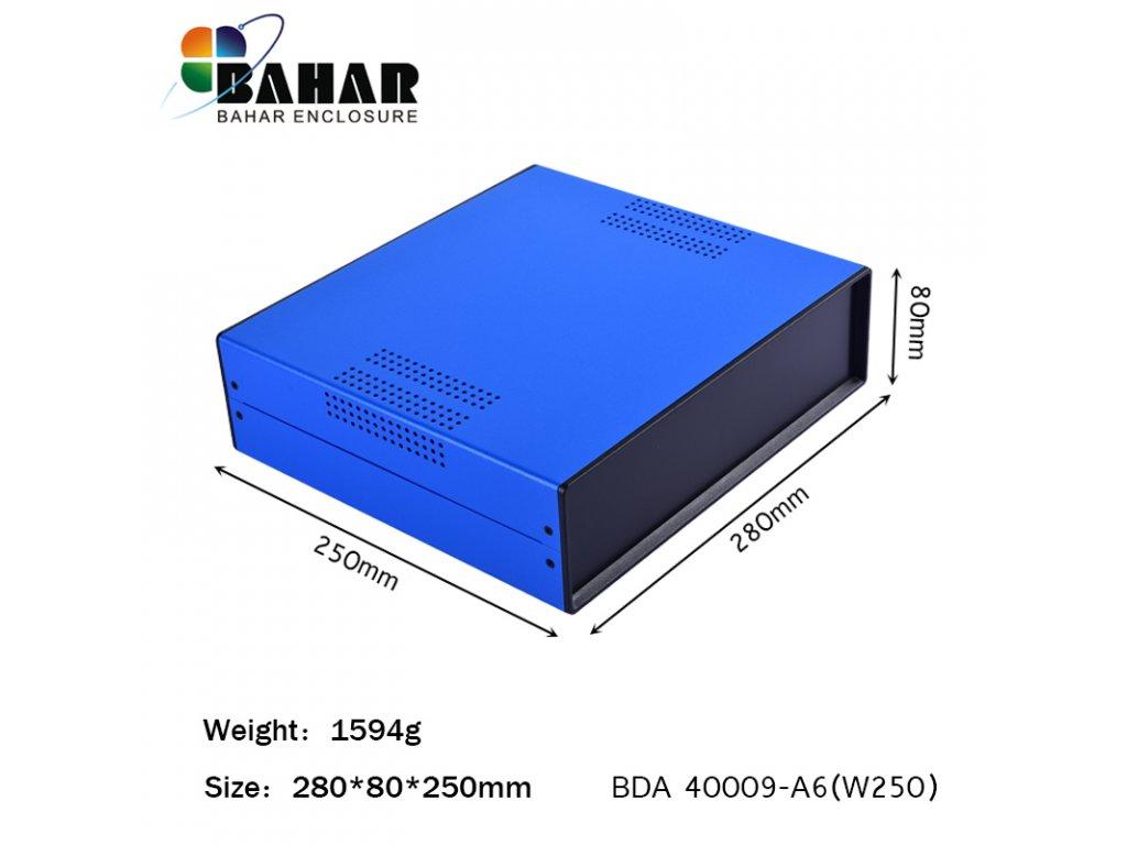 BDA 40009 A6(W250) 1
