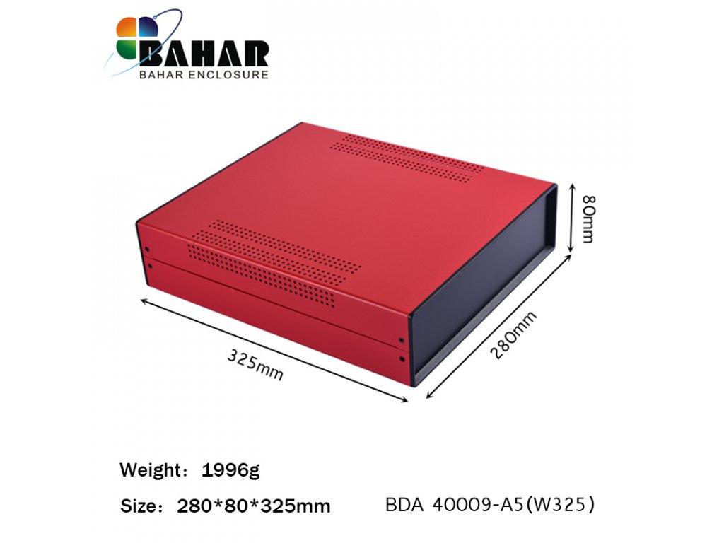 BDA 40009 A5(W325) 1