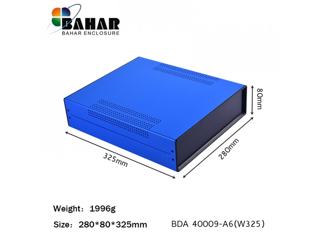 BDA 40009 A6(W325) 1